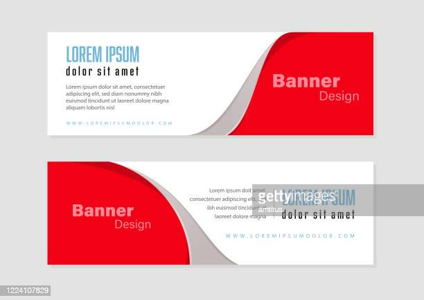 banner-temp - design stock-grafiken, -clipart, -cartoons und -symbole