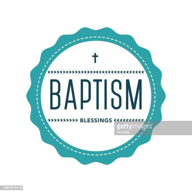 baptism - baptism stock illustrations