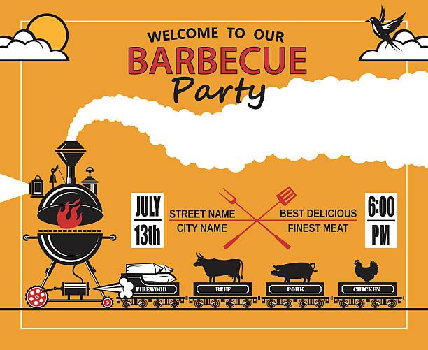 barbecue party invitation photos com