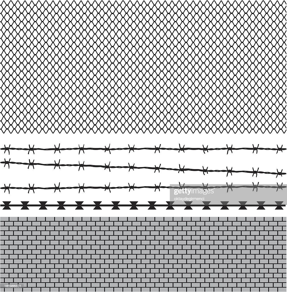 Amazing Barb Wire Installation Illustration - Electrical System ...