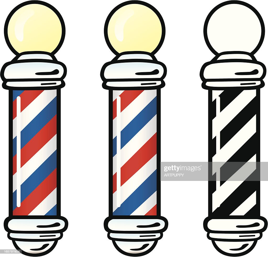 barber pole clip art free vector barber pole 51 graphics rh clipart me Barber Shop Pole Logo Barber Shop Pole Vector