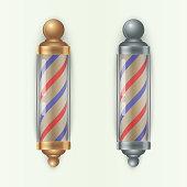 Barber Shop Icon,Barber Shop Poles