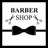 Barber Shop Logo.