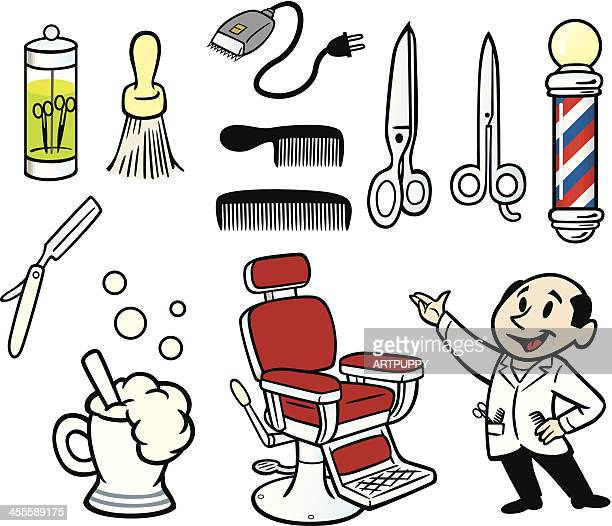 Barber Stuff