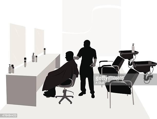 Lugar de barbería