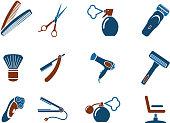 Barbershop symbols