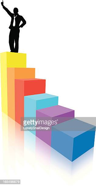 barchart winner - thanks quotes stock illustrations