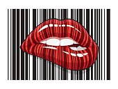 Barcode lips