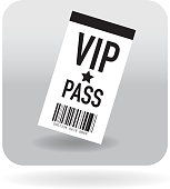 Barcode meet and greet concert icon