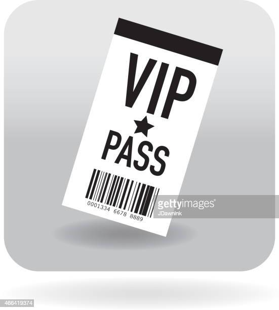 barcode meet and greet concert icon - celebrities stock illustrations