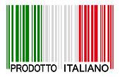 barcode - PRODOTTO ITALIANO