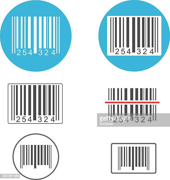 illustrations, cliparts, dessins animés et icônes de code-barre - code barre