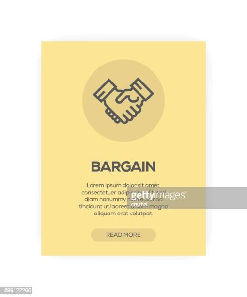 ilustraciones, imágenes clip art, dibujos animados e iconos de stock de concepto de negociación - gracias