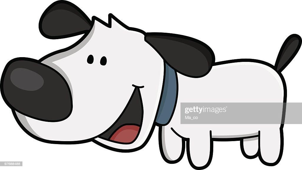 barking dog / cartoon