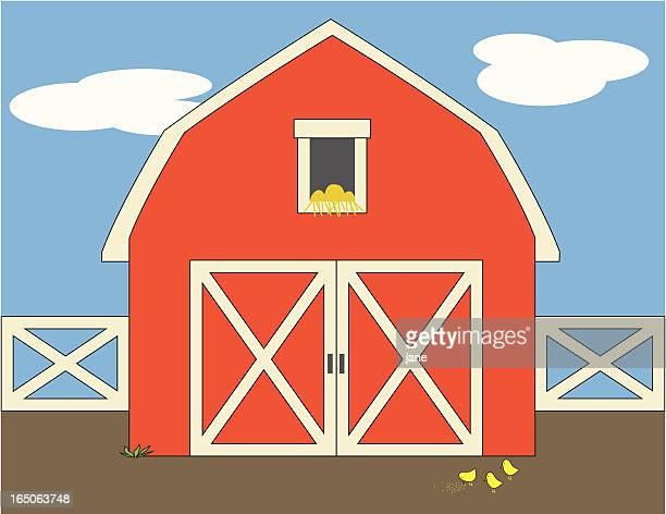 World S Best Barn Door Stock Illustrations Getty Images