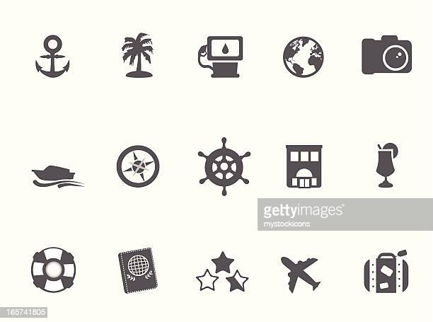 Base Travel Icons