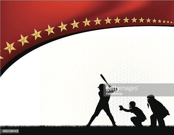 Baseball Batter Background