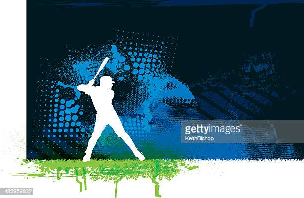 Baseball Batter Background