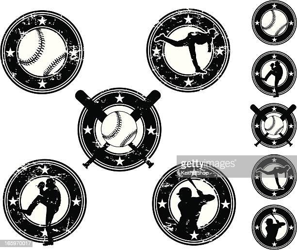 Baseball Button Designs