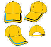 Baseball Cap Design Vector