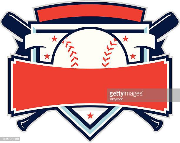baseball champion design - baseball bat stock illustrations, clip art, cartoons, & icons