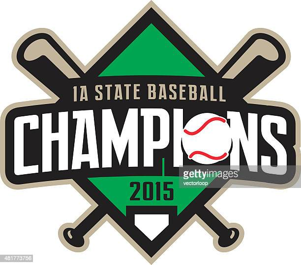 baseball champions - baseball stock illustrations, clip art, cartoons, & icons