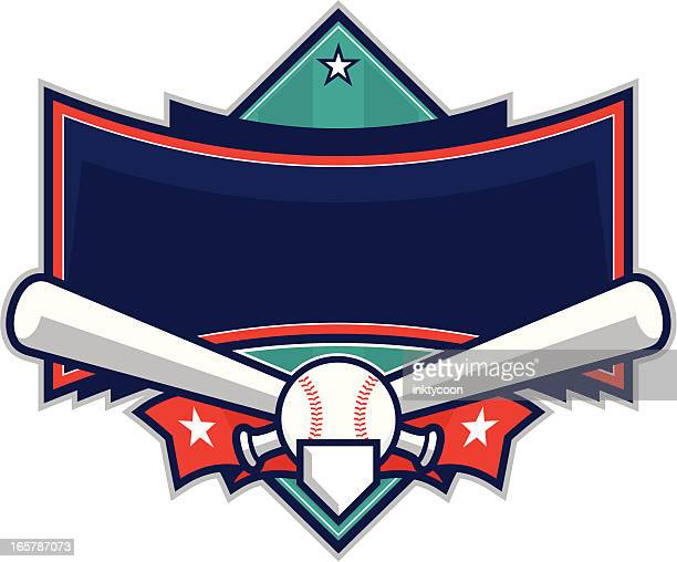 baseball championship design - baseball stock illustrations, clip art, cartoons, & icons