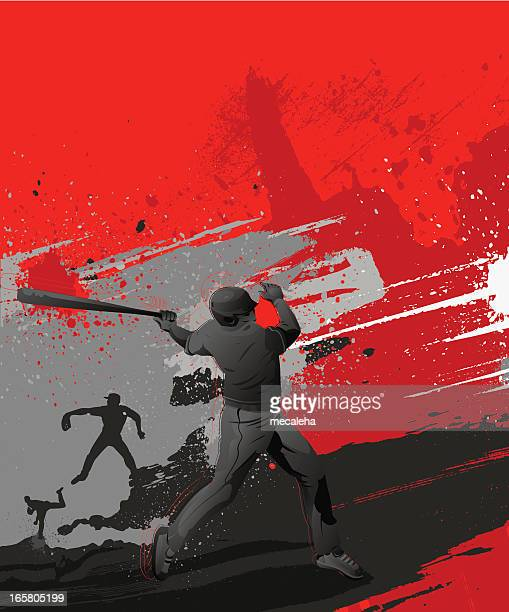 baseball design - baseball sport stock illustrations