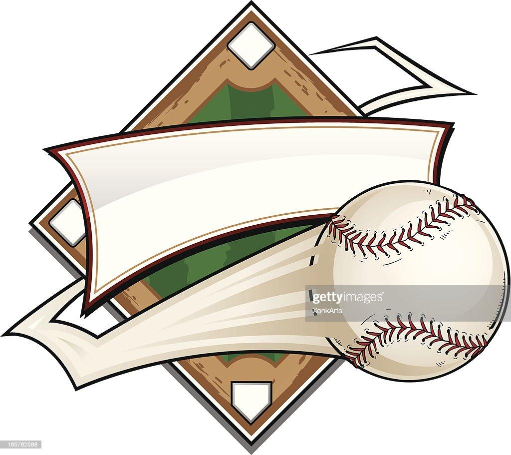 Baseball Diamond Zigzag