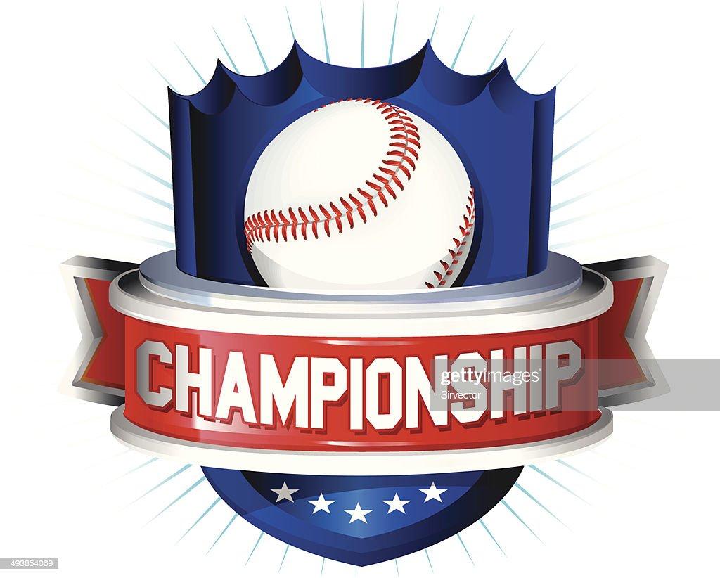 Baseball glossy shield