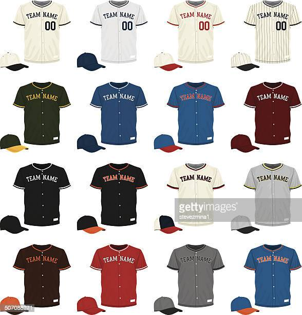 Baseball Jersey Collection