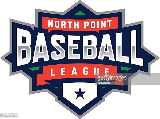baseball league - sports league stock illustrations