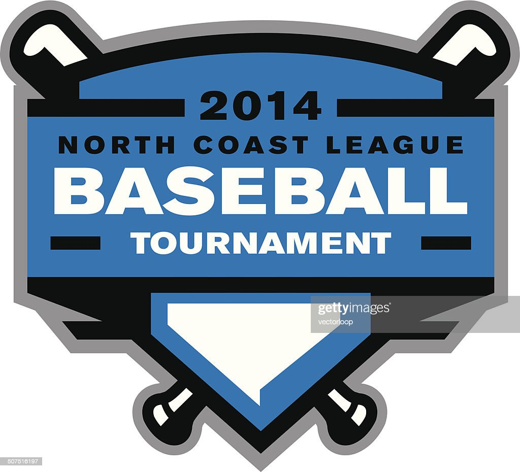 Baseball Tournament Logo