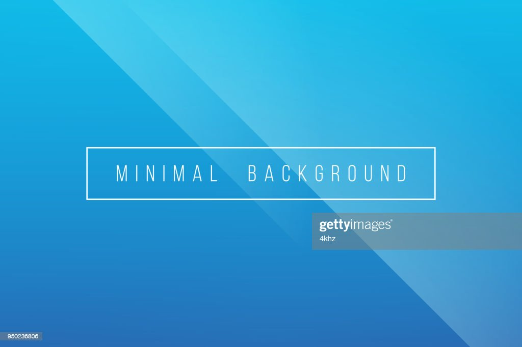 Basic Blue Minimal Elegant Abstract Lineer Crease Pattern Vector Background : Stock Illustration
