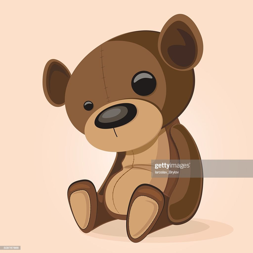 Basic brown teddy