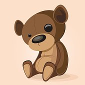 Basic brown teddy