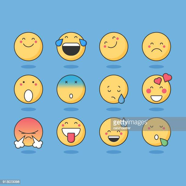 Basic emoticons