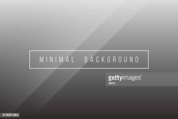 stockillustraties, clipart, cartoons en iconen met basic grijze minimale elegante abstracte kreukt patroon vector achtergrond - grijs
