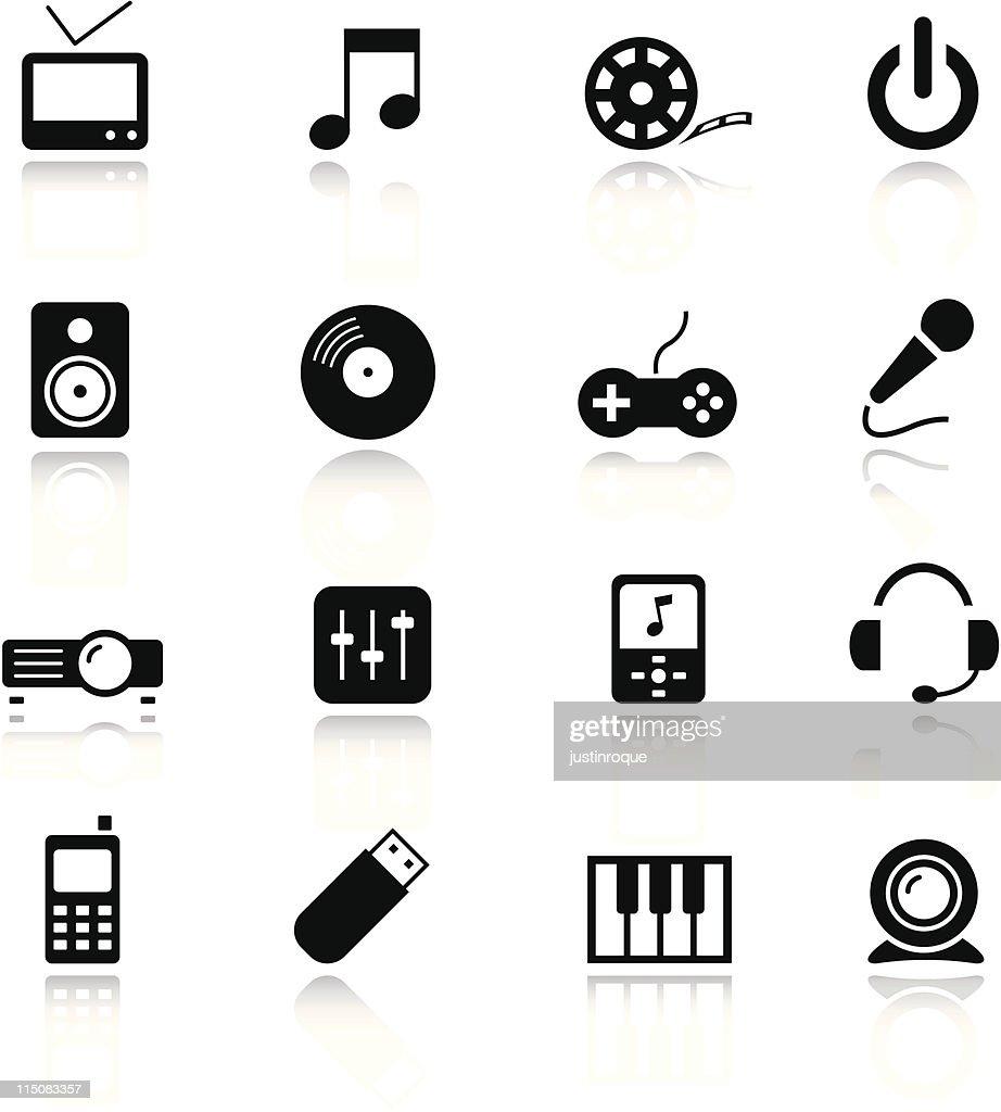 Basic - Media Icons 02