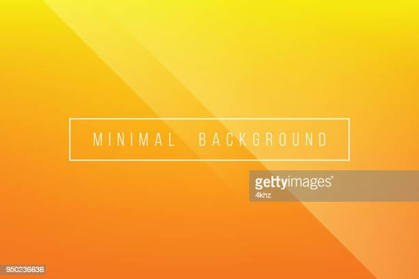 illustrazioni stock, clip art, cartoni animati e icone di tendenza di basic orange minimal elegant abstract lineer crease pattern vector background - arancione