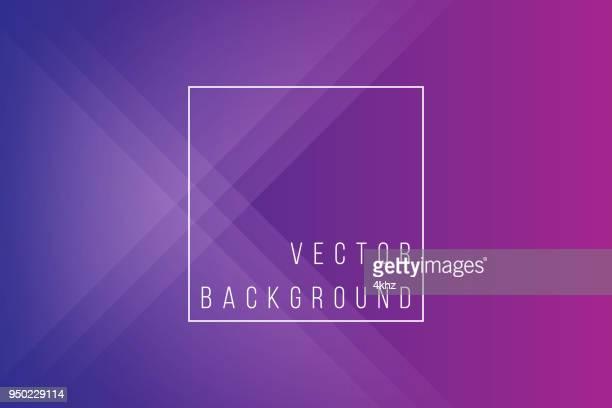 illustrations, cliparts, dessins animés et icônes de base minimale violet élégant lineer abstraite crease pattern vector background - enigme