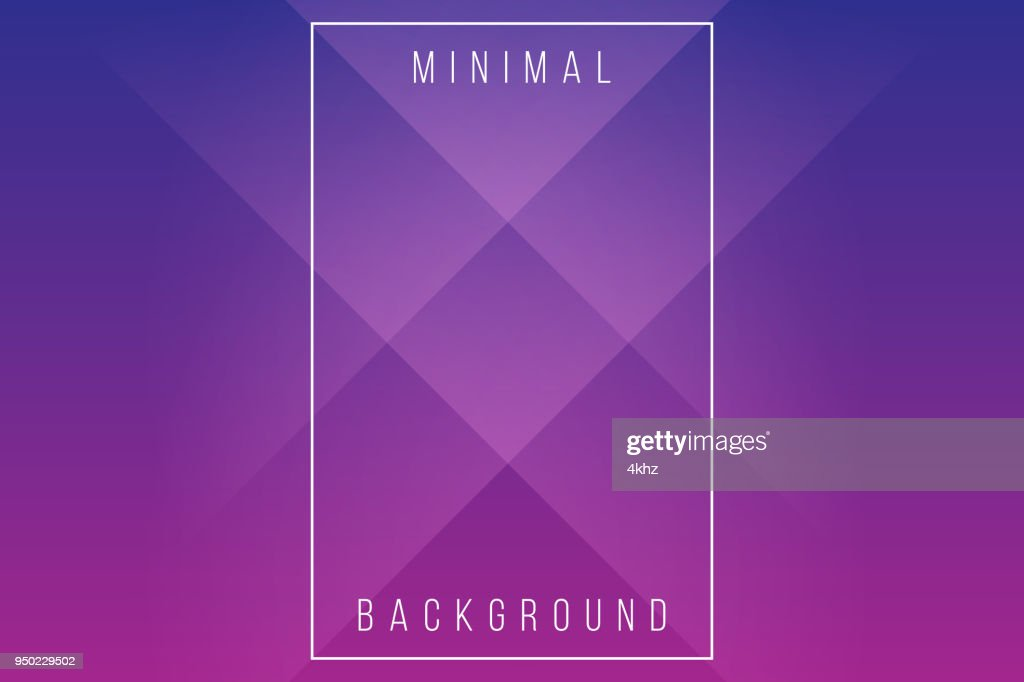 Basic Purple Minimal Elegant Abstract Lineer Crease Pattern Vector Background