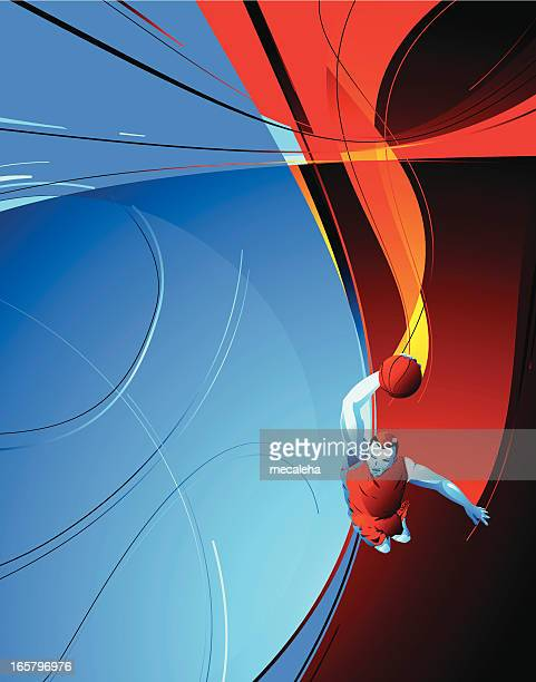 Baskeball Background