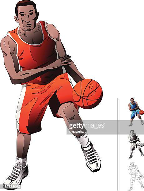 Baskeball Player