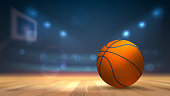 Basket ball, basketball championship. Vector illustration