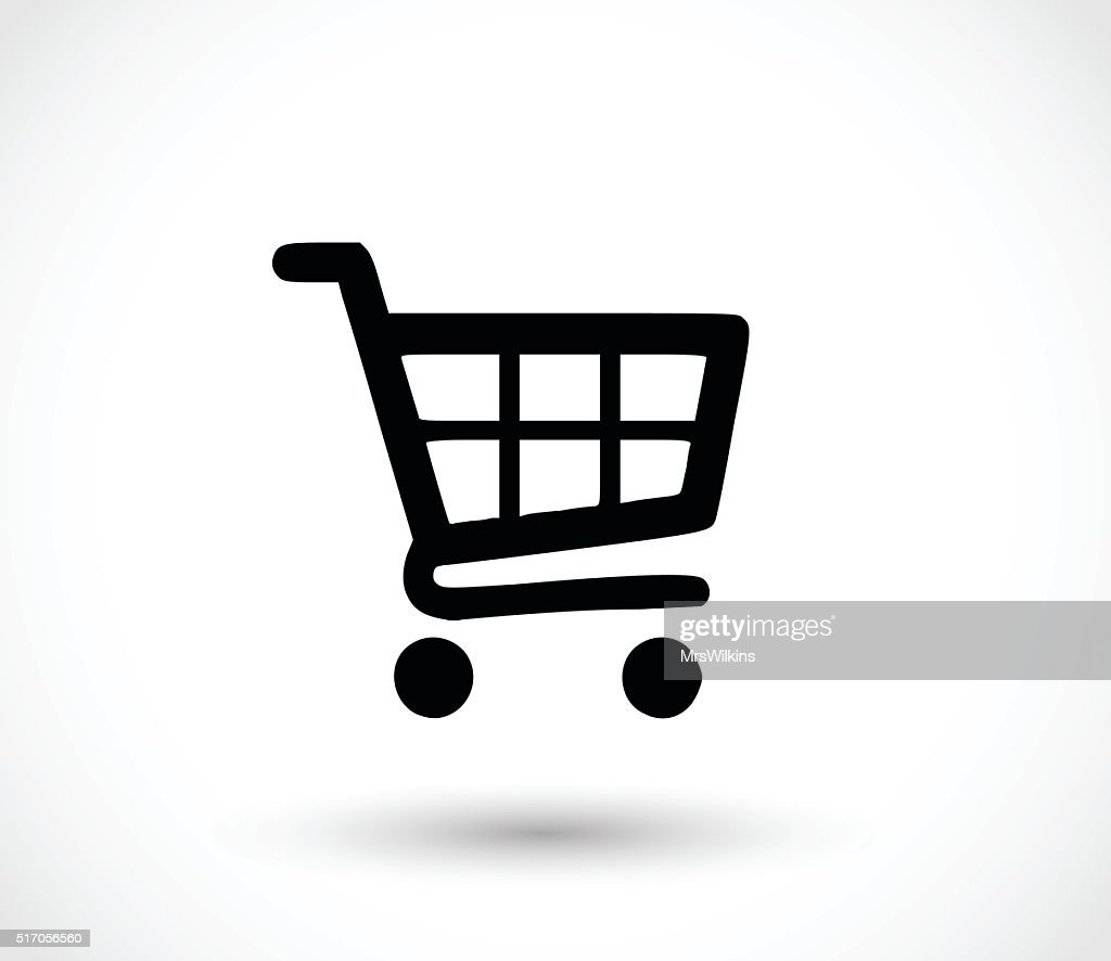 Basket icon vector illustration