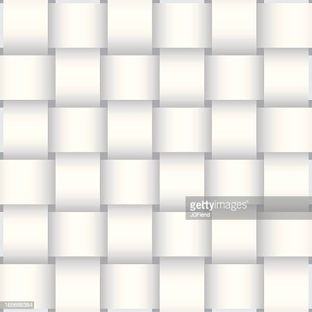 Basket Weave Background Pattern