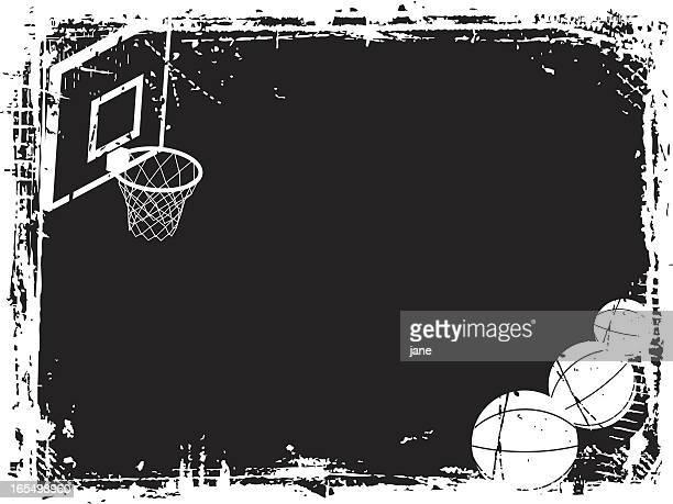 Fondo de baloncesto