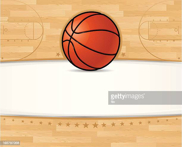 basketball background - basketball ball stock illustrations, clip art, cartoons, & icons