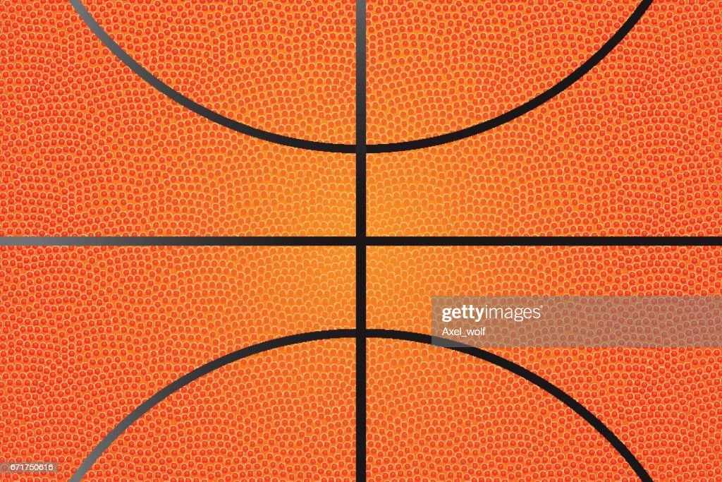 Basketball background, vector